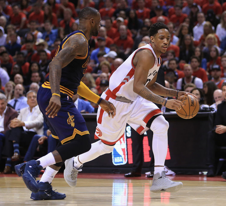 Cleveland D1+Cavaliers+v+Toronto+Raptors+Game+31PfUBY8-8ux