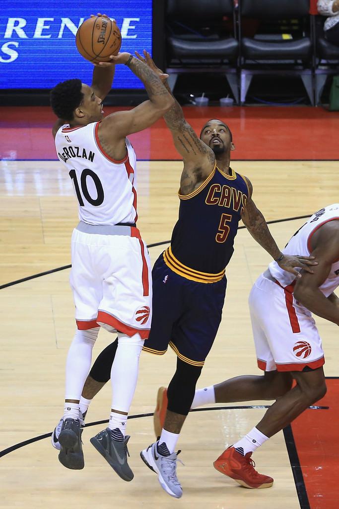 Cleveland D3+Cavaliers+v+Toronto+Raptors+Game+MY-AEVGi60zx