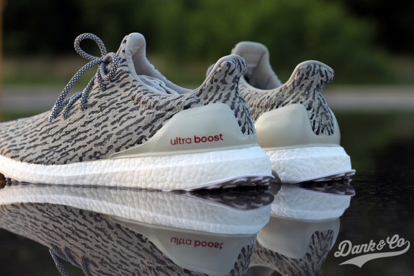 "adidas Ultra Boost ""Turtle Dove"" by Dank Customs"