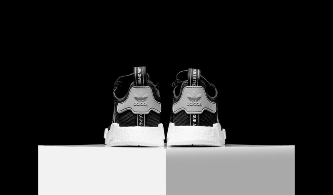 adidas NMD Mesh Black Grey