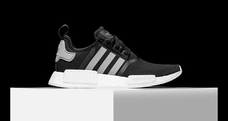 7a939a029 adidas NMD Mesh Black Grey