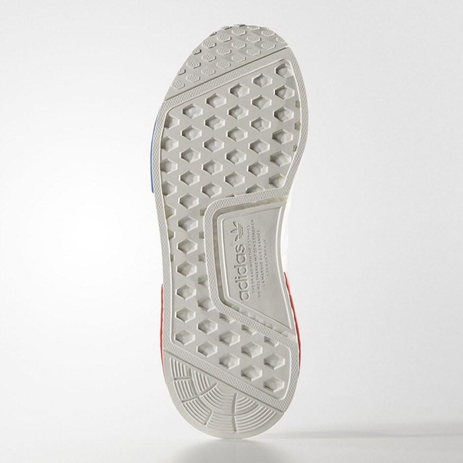 adidas NMD R1 Primeknit OG White