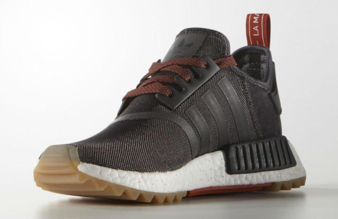 newest collection a7acc 015e2 adidas NMD Trail Black