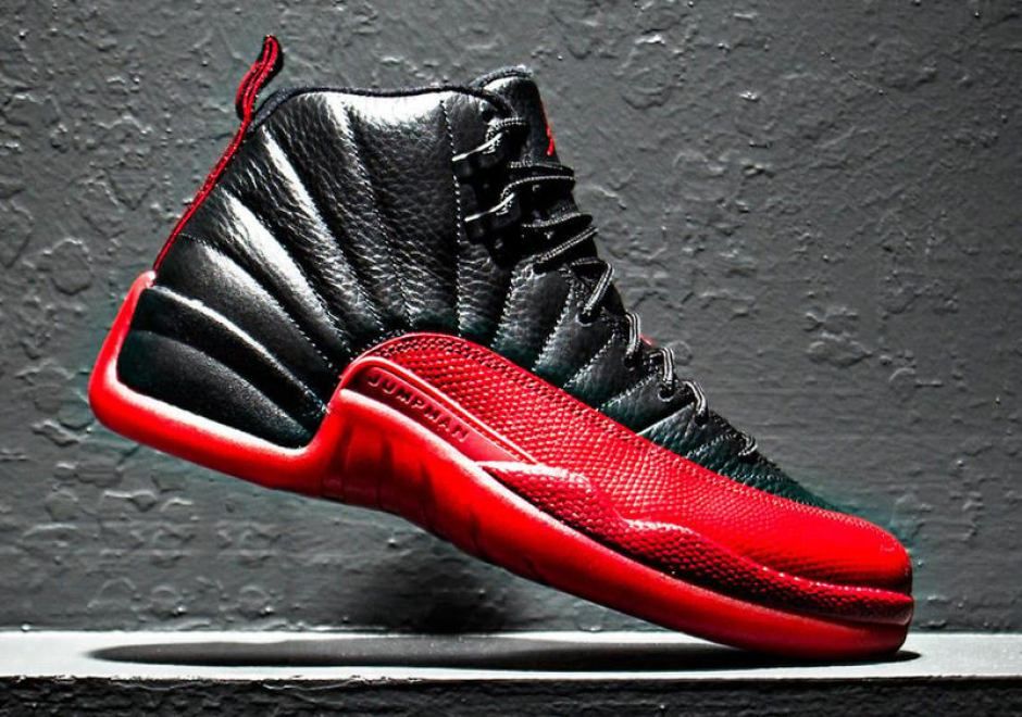 sneakers for cheap 763b0 ee9e7 Air Jordan 12 Flu Game