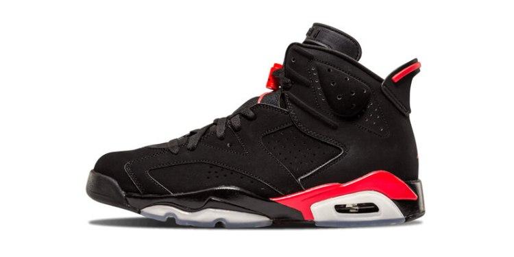 "An Unreleased ""Infrared"" Air Jordan 6 Sample Surfaces 9887b7463"