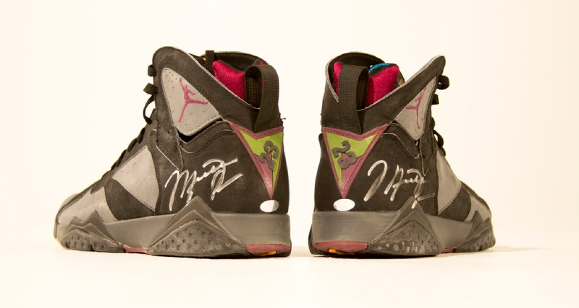 6aa034d24dcc Exclusive    A Detailed Look at Demetri Darmos  OG Air Jordan ...