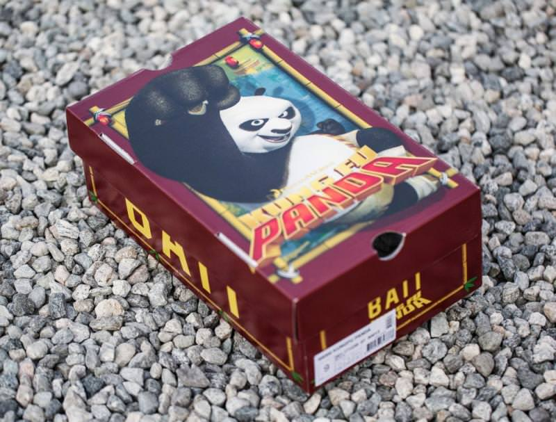 BAIT x Dreamworks Kung Fu Panda x Diadora S8000