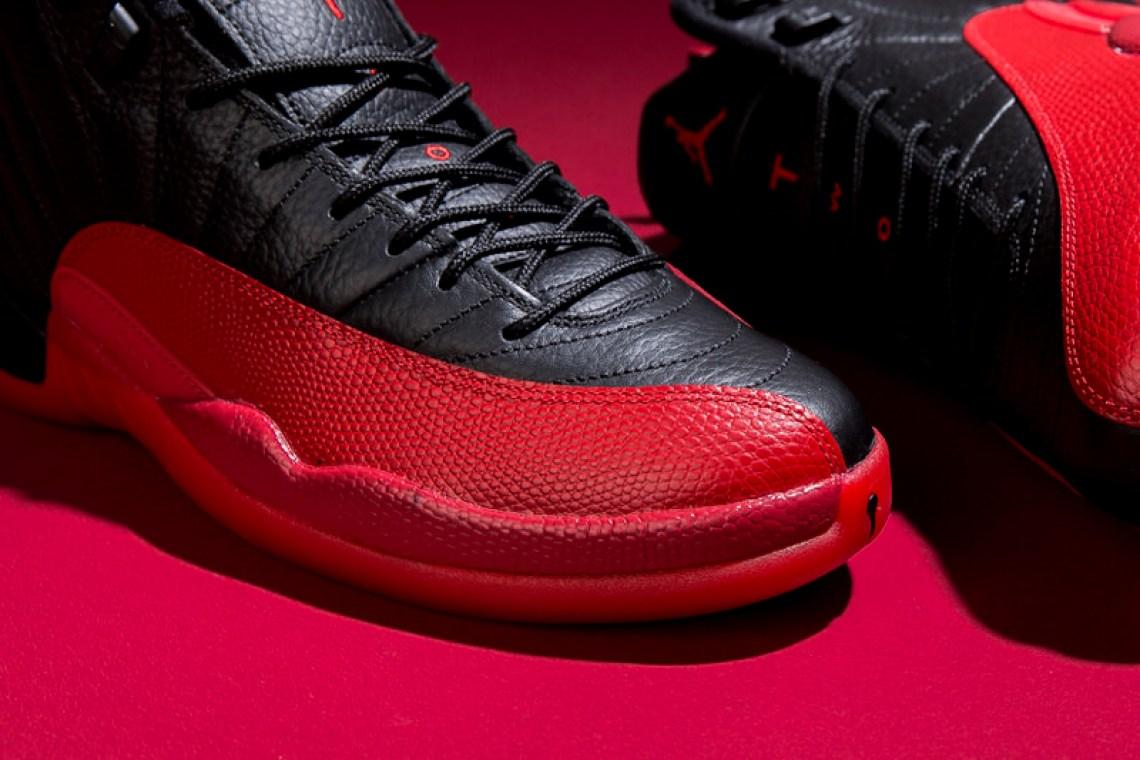 Air Jordan 12 Flu Game