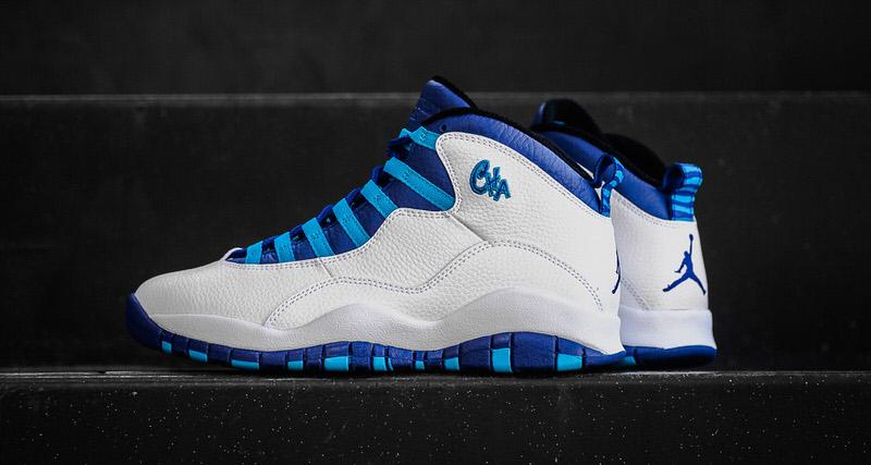 """Air Jordan 10 """"Charlotte"""""""