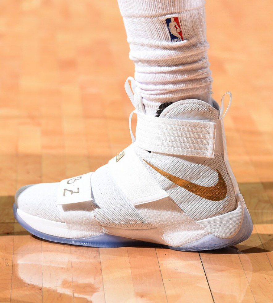Every Shoe LeBron James Has Worn In The NBA Finals // Kicks On Court Classic | Nice Kicks