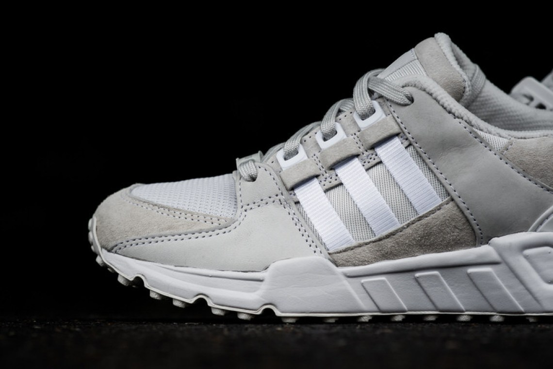 Mens adidas EQT Support ADV Athletic Shoe gray 436448