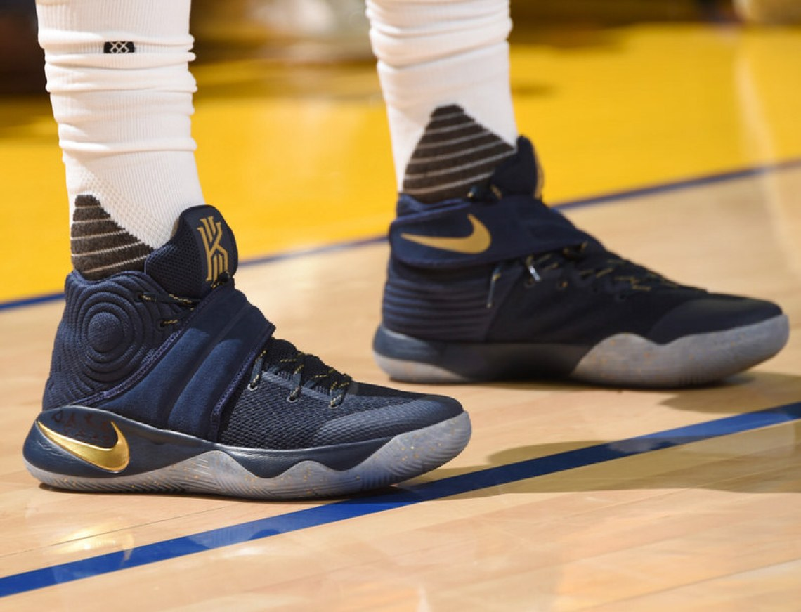 The Best Kicks On Court Worn In The 2016 NBA Finals So Far | Nice Kicks