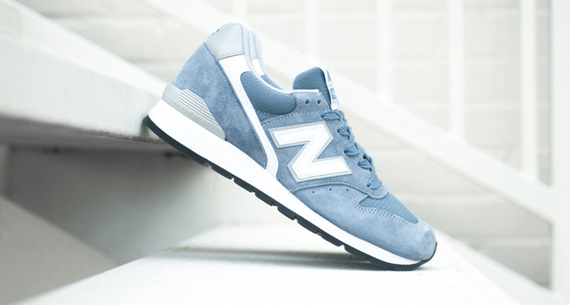 "brand new d6abf f8091 ... This New Balance 996 ""Blue"" is Perfect for Summer ..."