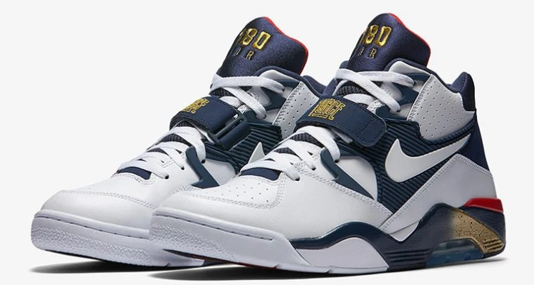 competitive price 29d59 f7562 Nike Air Force 180 Dream Team