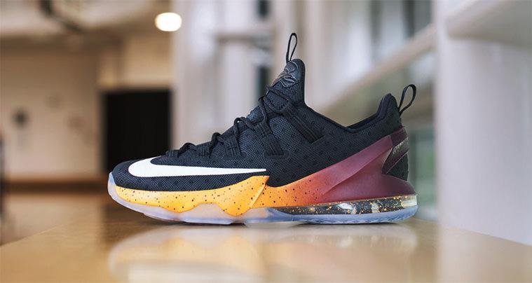 Nike LeBron 13 Low JR Smith PE
