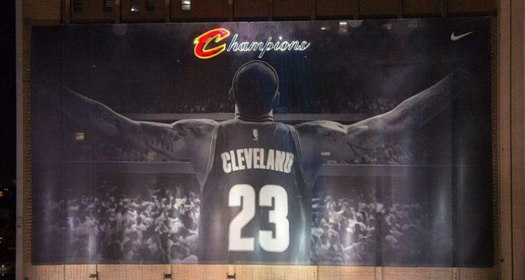 Nike Witness Banner