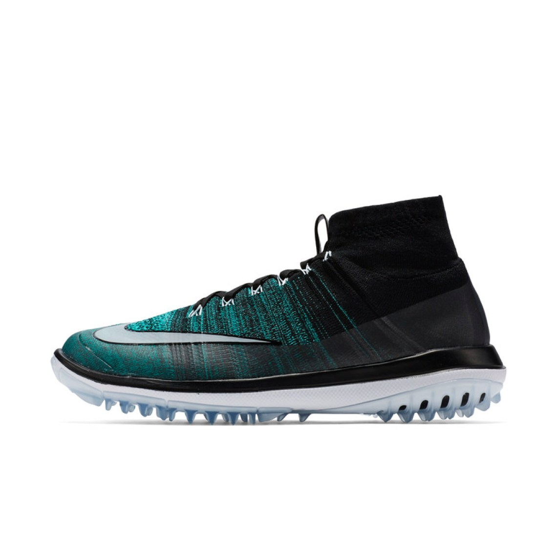 a0a6318b1cb8 Flyknit Continues to Make the Rounds on New Nike Golf Shoes
