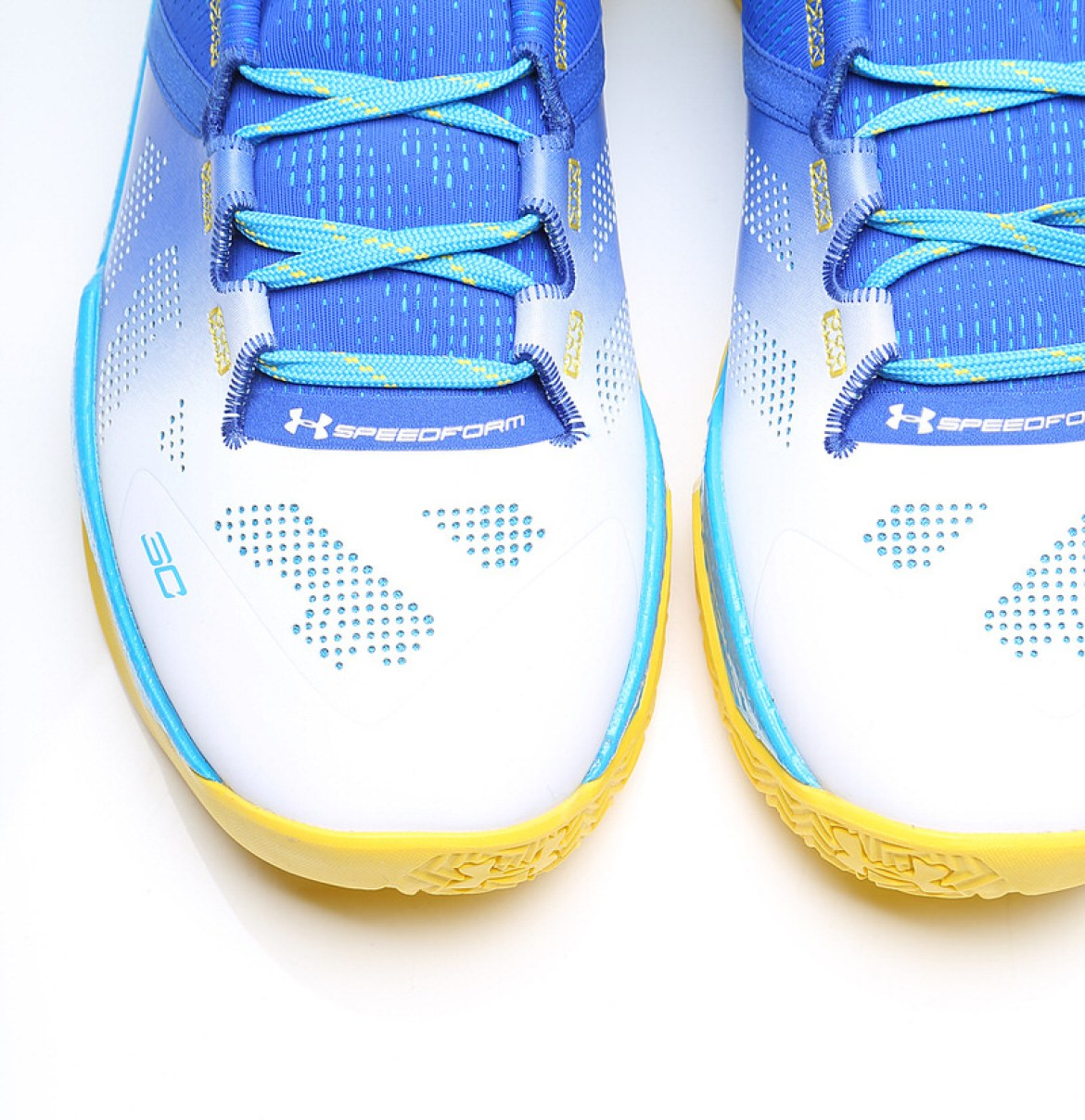 Steph Curry Under Armour Two Playoffs 2