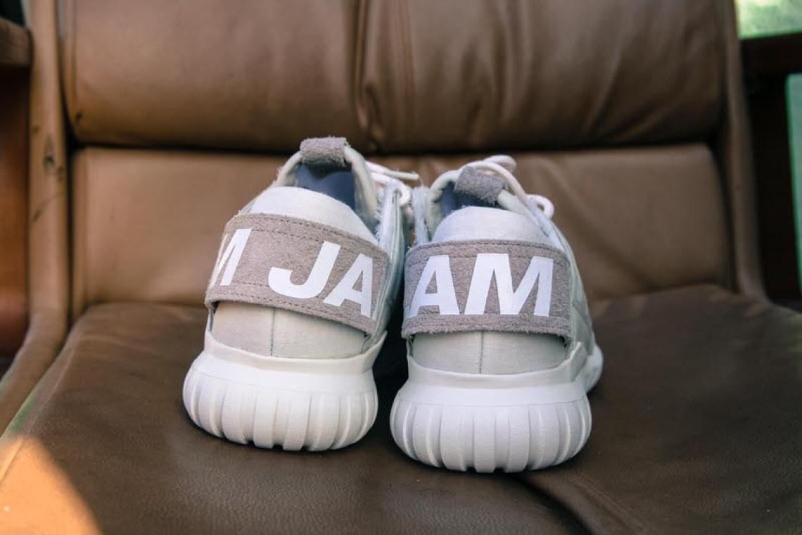Slam Jam x adidas Tubular Nova