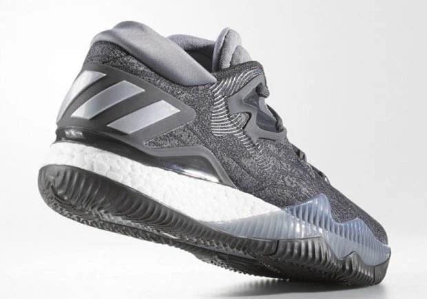 Adidas Crazylight Boost 2018 Grey lanzarote