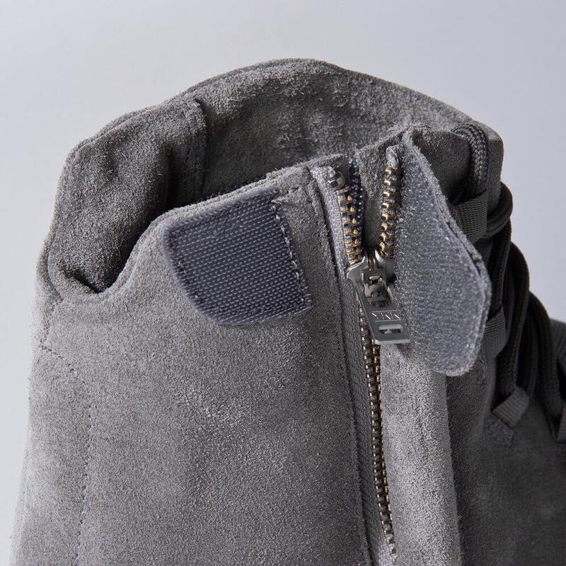 Adidas Yeezy Impulso 750 Grey / Gomma / / Particolareggiata Belle Scarpe