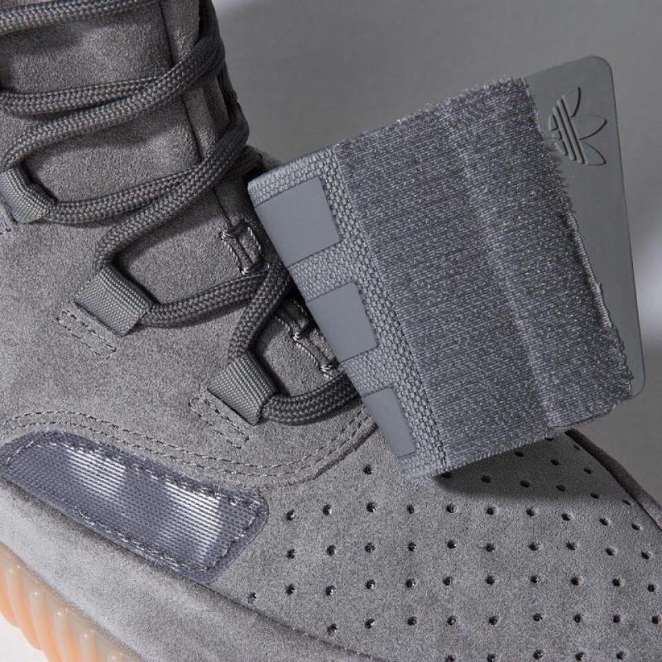 9e145185d64 adidas Yeezy Boost 750 Grey Gum    Detailed Look