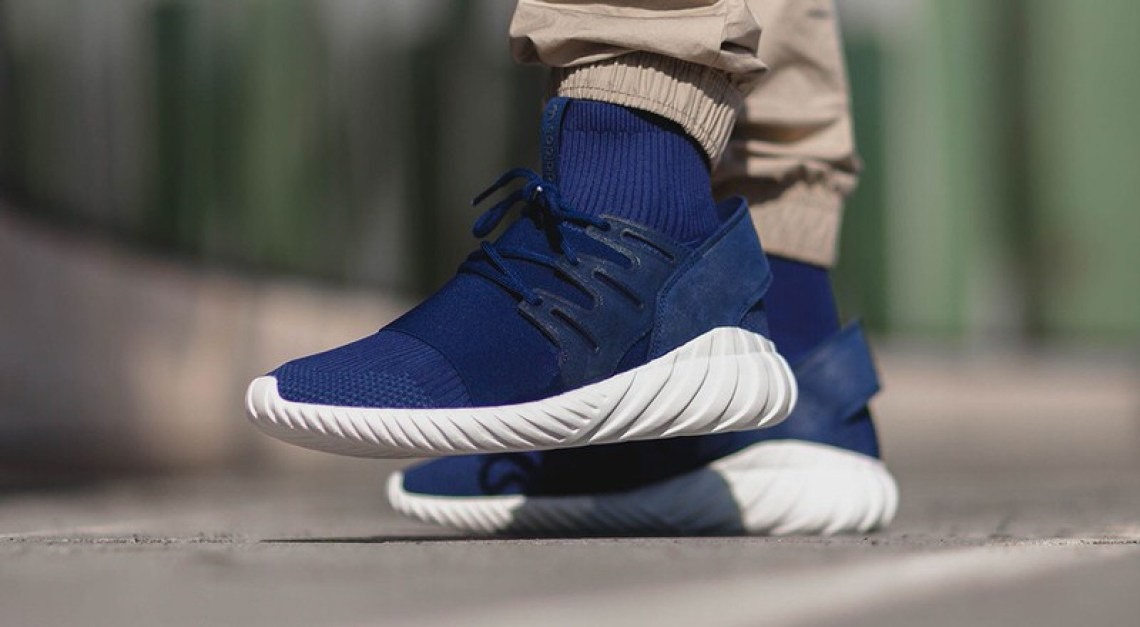 Adidas Originals Tubular Doom Sock Primeknit Black BY9335