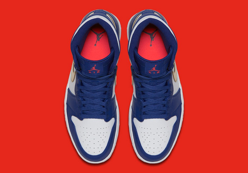 Air Jordan 1 High Olympic