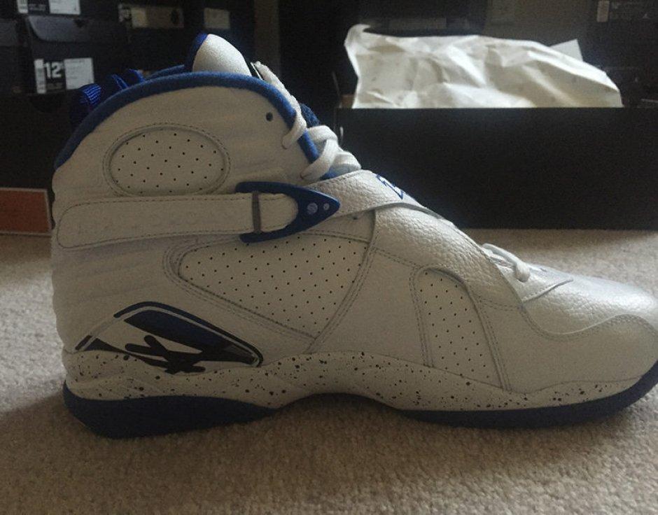 big sale 24532 1f2a1 Drake's Air Jordan 8