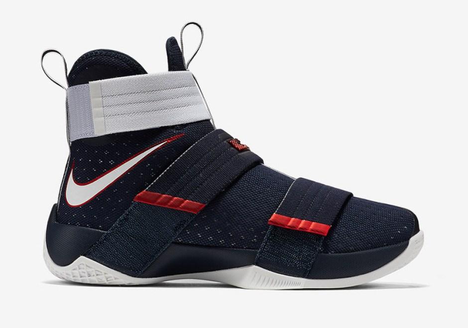 "Nike LeBron Soldier 10 ""USA"""