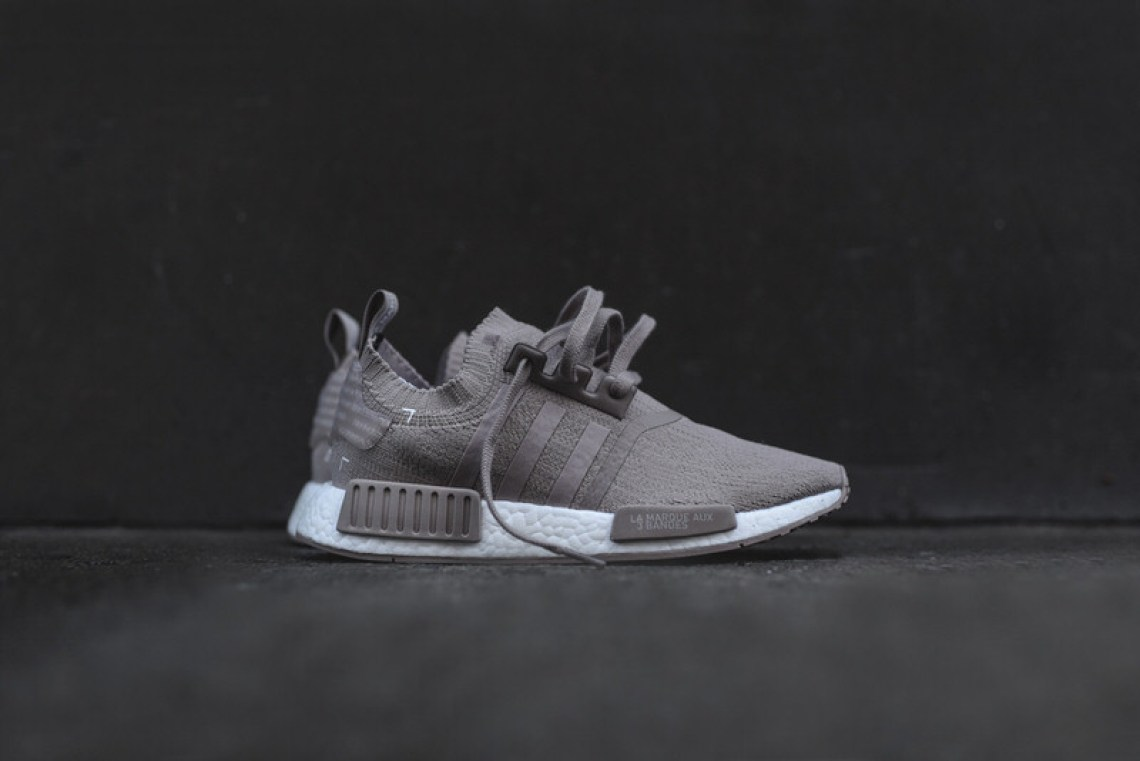 ADIDAS NMD R1 PK WINTER WOOL UNBOXING ON FEET