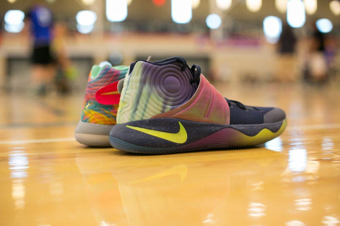 Nike Kyrie 2 iD