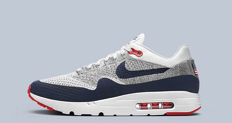 quality design f46a0 56518 Nike Air Max 1 Ultra Flyknit Coming to NIKEiD Soon
