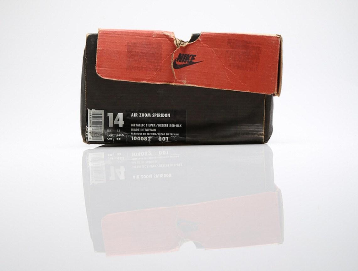Nike Air Zoom Spiridon OG Red 1