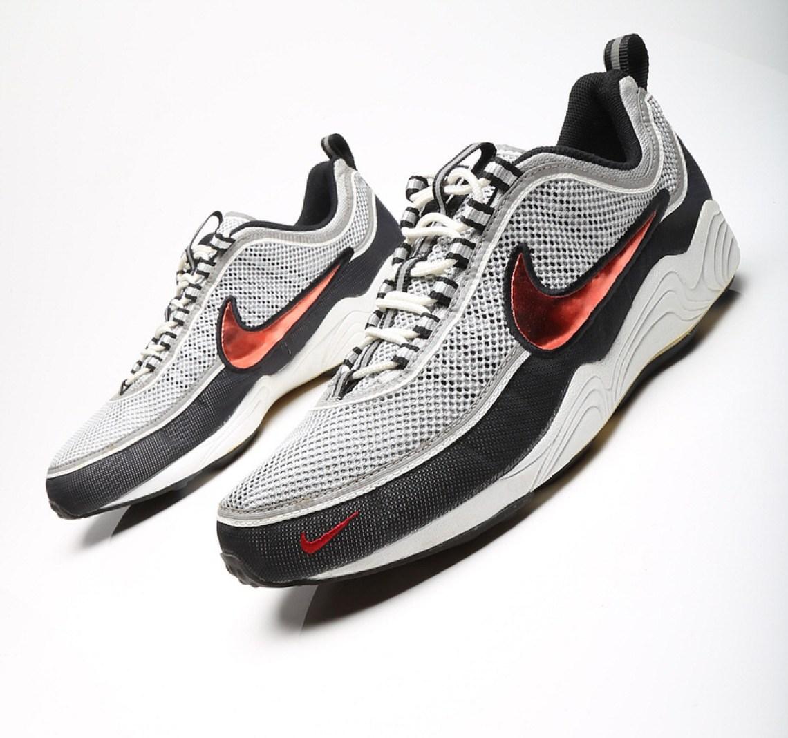 Nike Air Zoom Spiridon OG Red 2