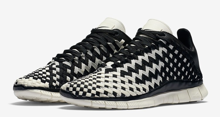 new products 168d9 ac53a Nike Free Inneva Woven Summit White Black