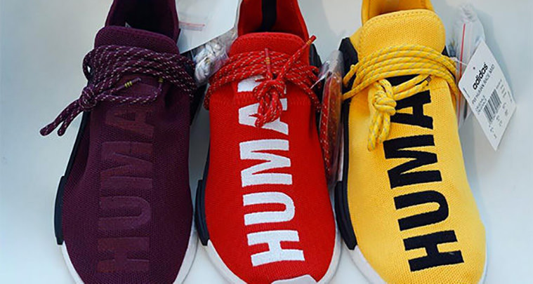 save off 4b287 cf51e Pharrell x adidas NMD
