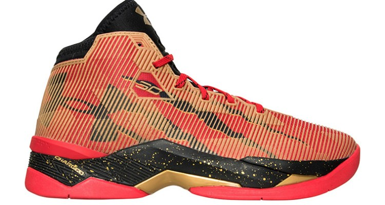 Under Armour Curry 2.5 49ers