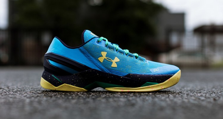 Under Armour Curry Two Low Select
