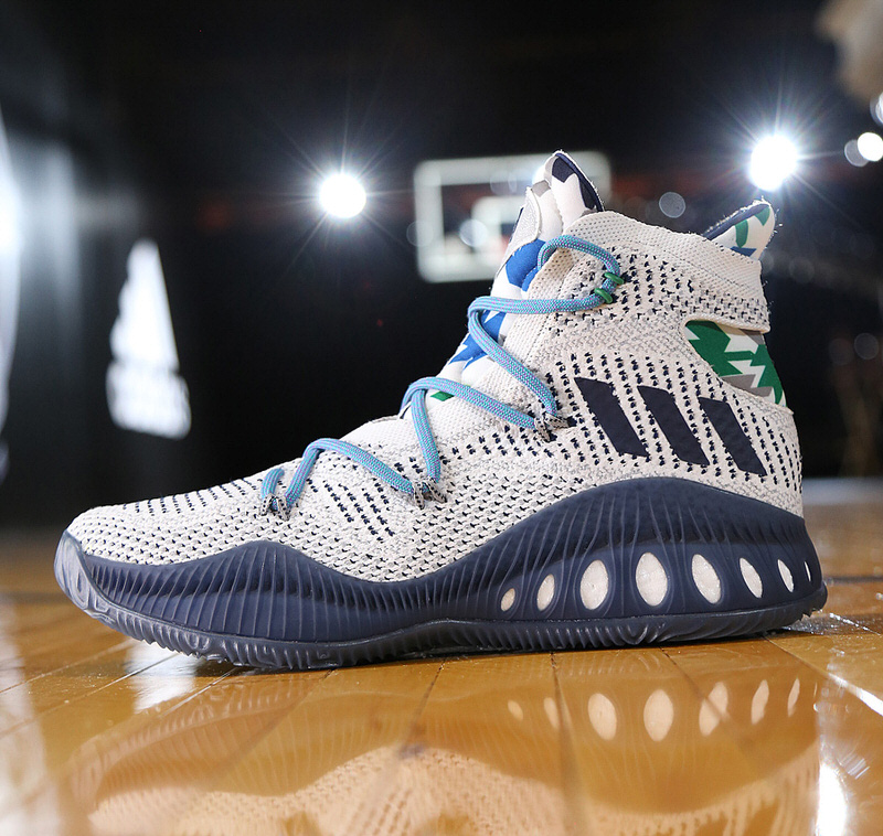 huge selection of 1e711 5ff5f A Detailed Look At adidas New Crazy Explosive