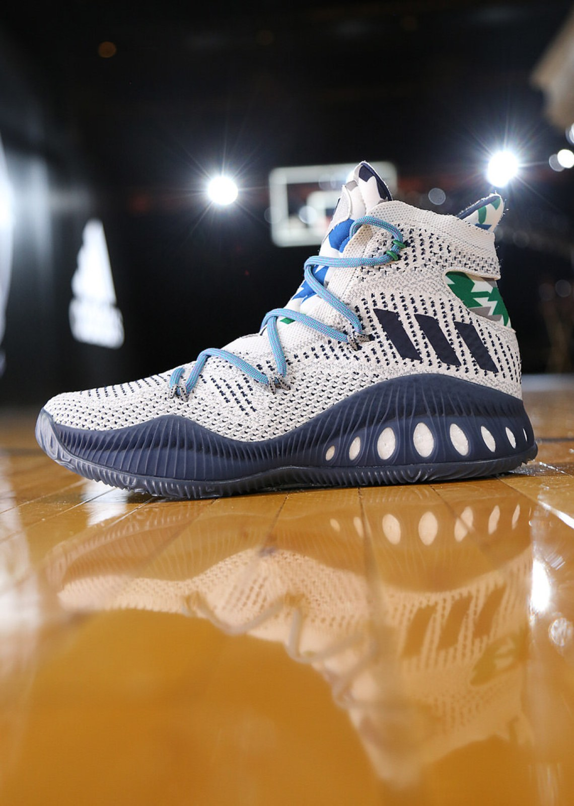 wholesale dealer ffbd5 b0055 adidas Crazy Explosive Grey 1 ...
