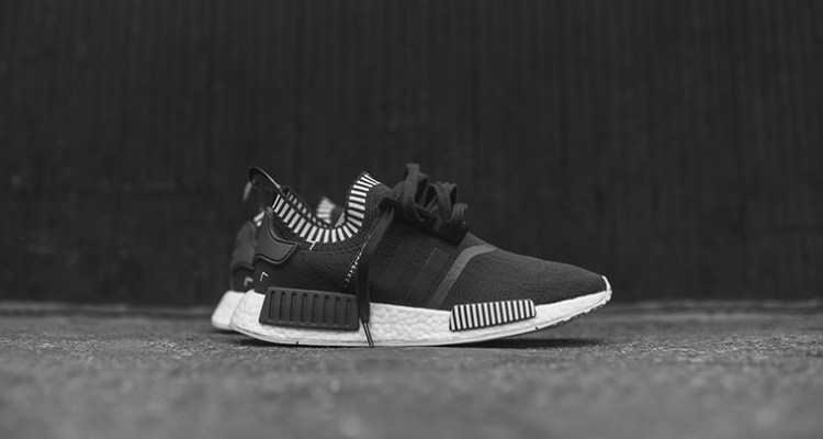 best sneakers 79b4e d3d97 UA NMD R1 PK Winter Wool Core Black Online Sophia