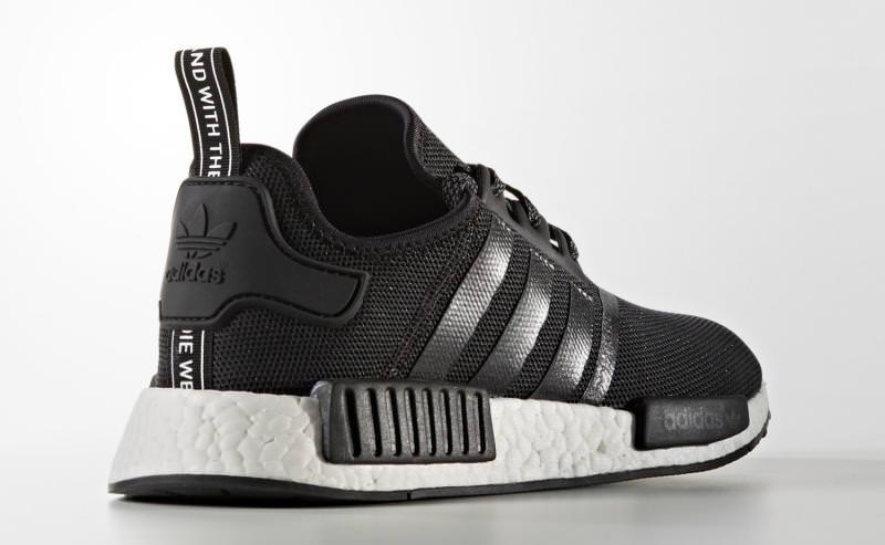 adidas nmds black