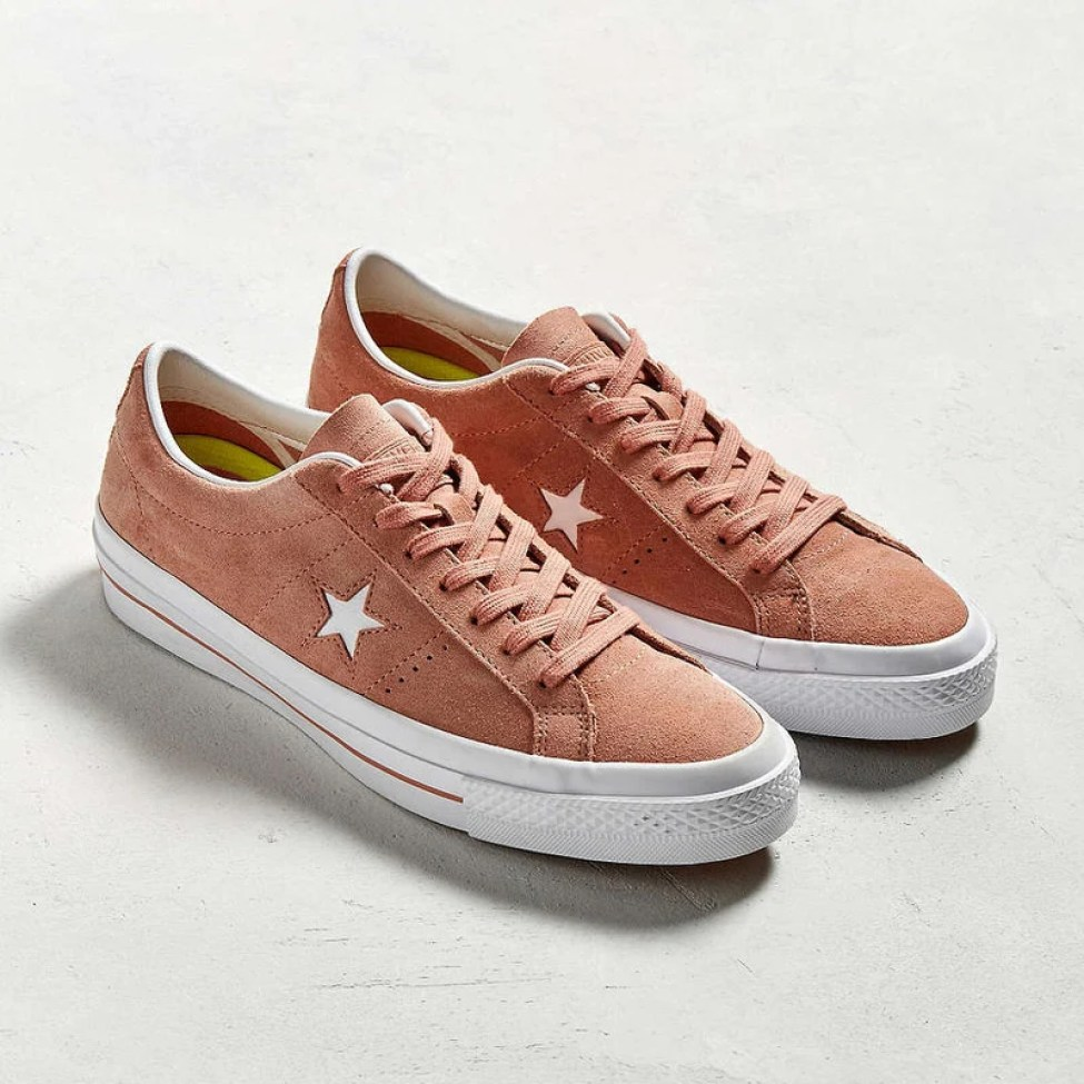 Converse One Star Suede - Pink