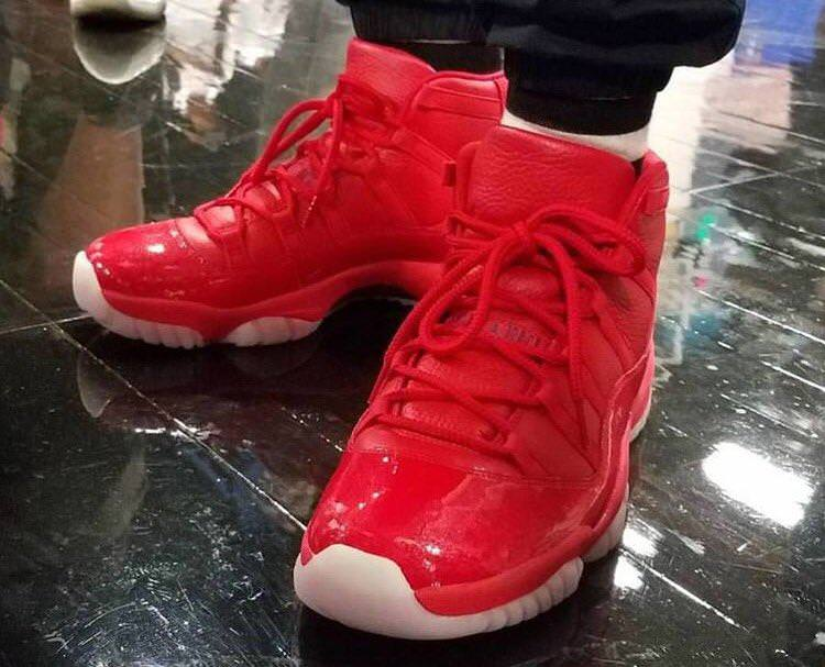 Air Jordan 11 Clippers PE
