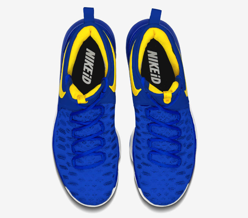 check out 5d0aa 7c17f best price kd 9 warriors nike 07d49 746b6