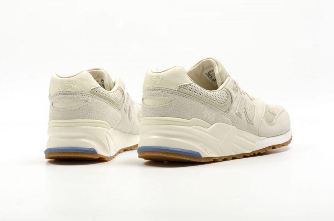 New Balance 999 Grey/Gum