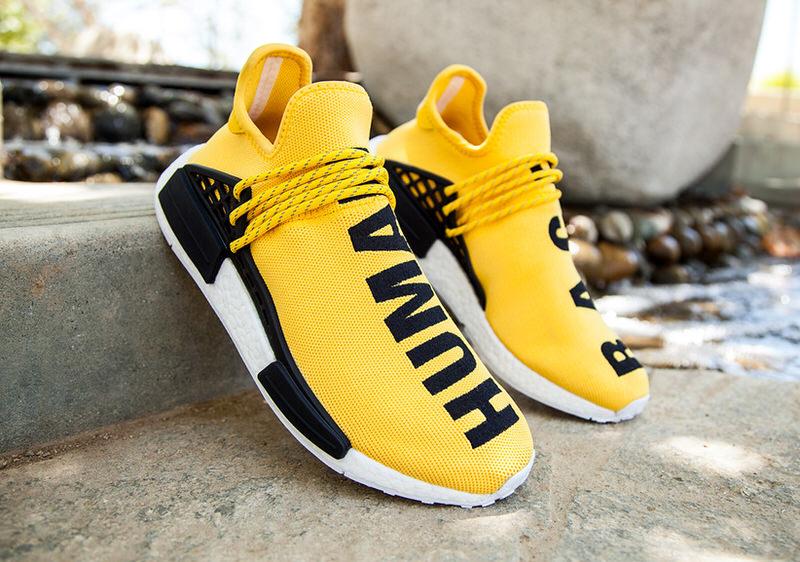 adidas human race shoes