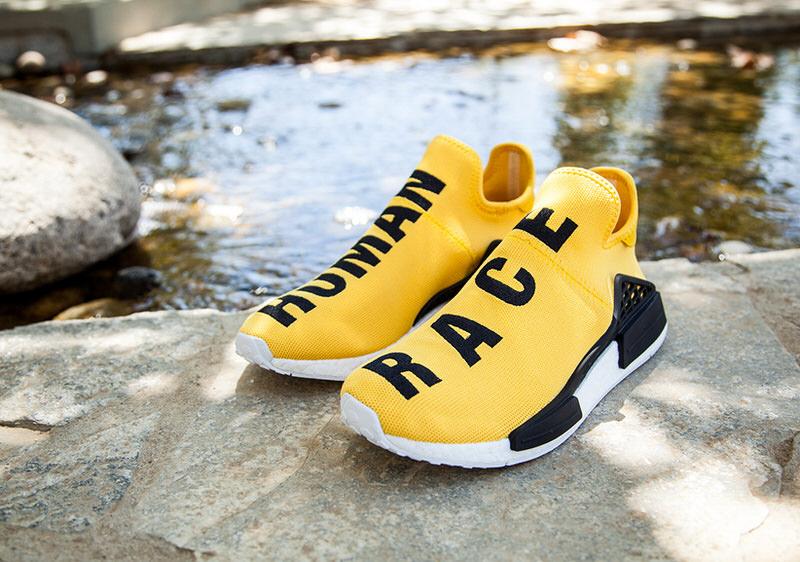 Adidas Pw Raza Humana Nmd Amarillo sHWWshno