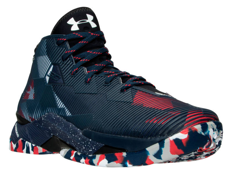 Under Armour Curry 2.5 USA